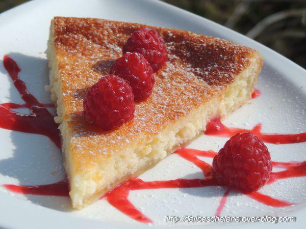tarte sucrée à la tome fraîche (2)