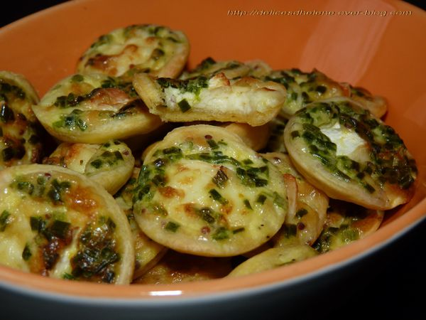 mini tartelettes brie-moutarde (1)