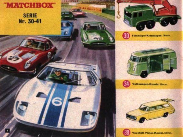 catalogue matchbox 1967 p08