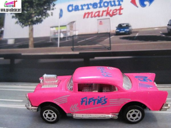 57 chevy majorette tampo fifies 50 (1)