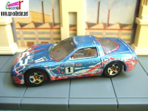chevrolet corvette 1997 collector n° 867
