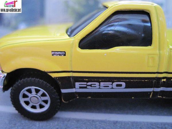 ford f350 super duty pickup maisto