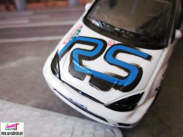 ford focus rs rally wrc world rally hot wheels (7)