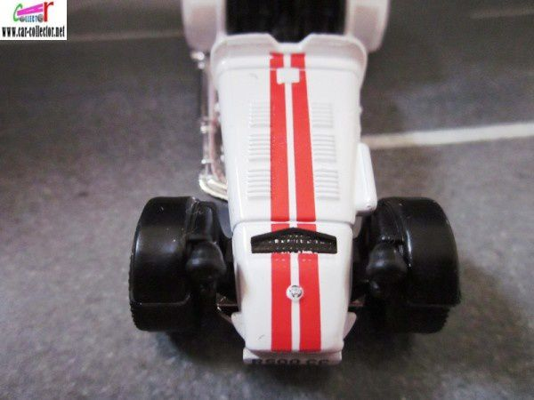 caterham superlight r500 2009 matchbox (3)