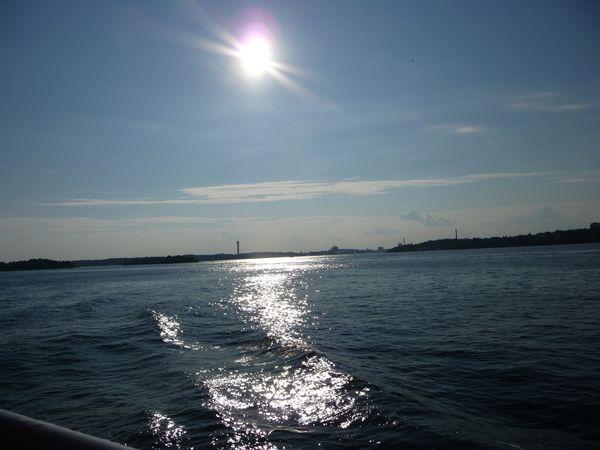 soleil et mer à stockholm suede