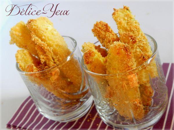 Frites de courgettes 01