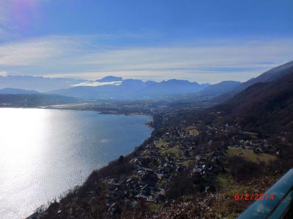 20140206-009 Tour du Lac du Bourget depuis Rochetoirin