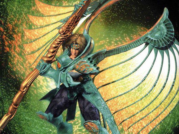 the legend of dragoon albert green dragoon
