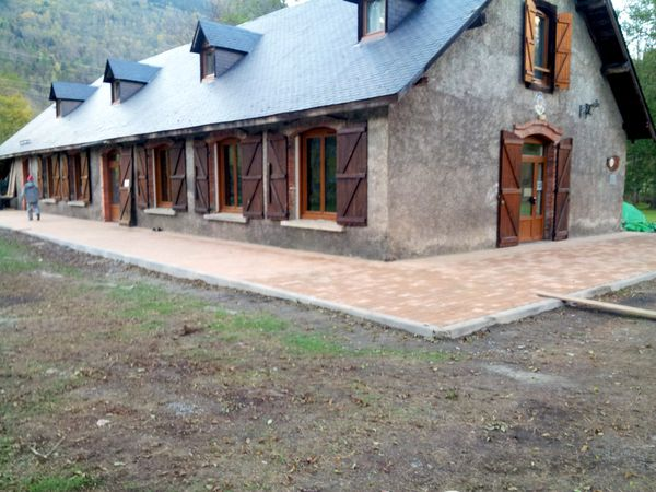 Travaux finis Adervielle