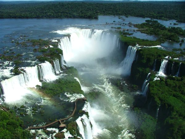 12. Cataratas do Iguaçu - Iguassu Falls