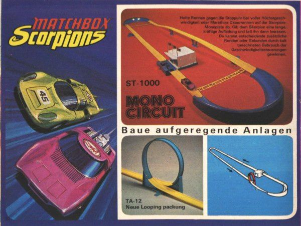 catalogue matchbox 1972-1973 p30
