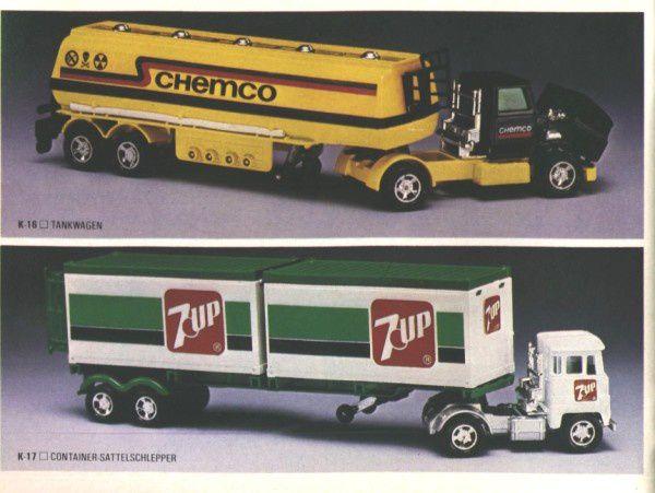 catalogue matchbox 1982-83 p48 truck boisson 7up