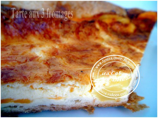 Tarte aux fromages 006