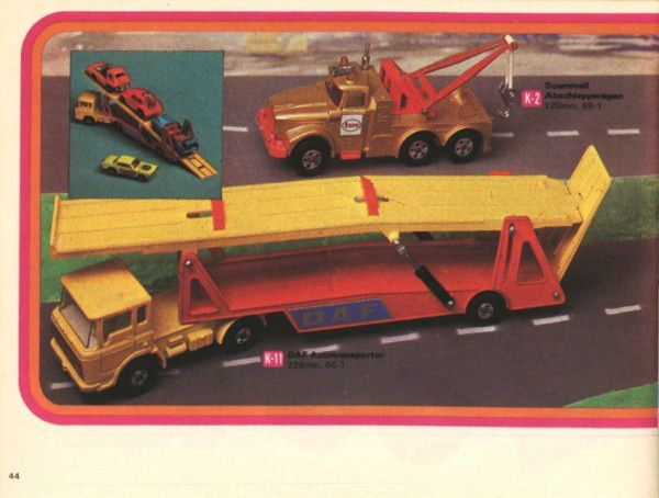 catalogue matchbox 1972-1973 p44
