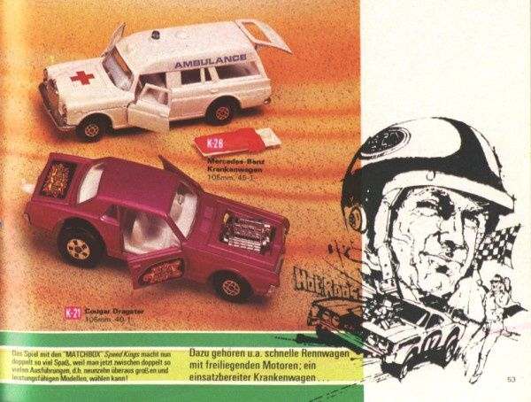 catalogue matchbox 1972-1973 p53