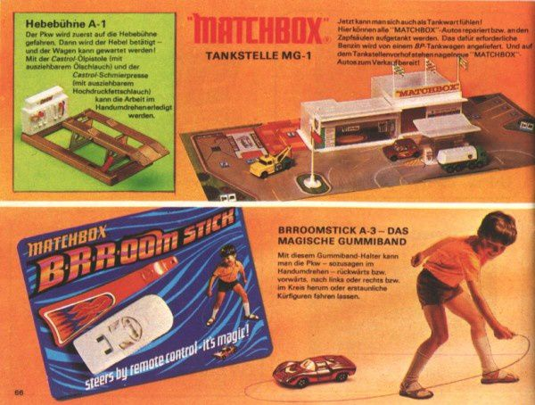catalogue matchbox 1972-1973 p66