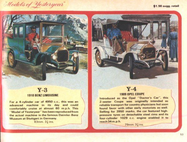 catalogue matchbox 1970 p53