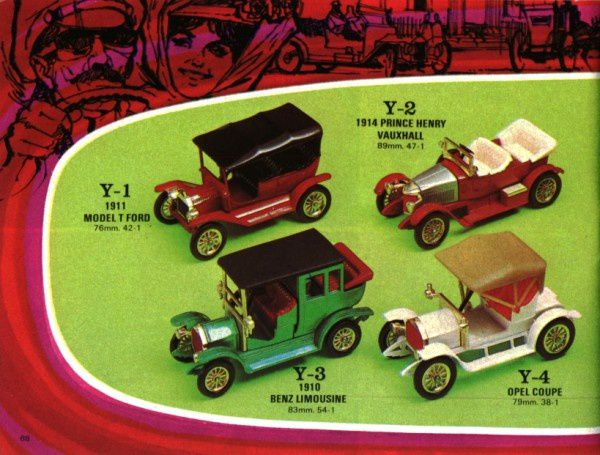 catalogue matchbox 1972-1973 p68