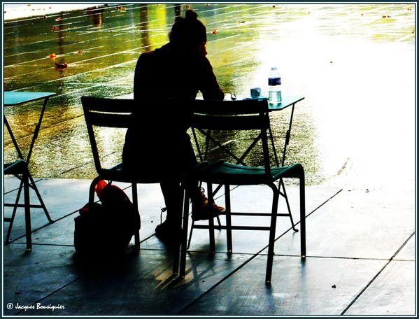 Reflexions Paris Place de la Republique