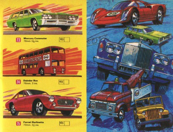 catalogue matchbox 1970 p31 ford mercury commuter