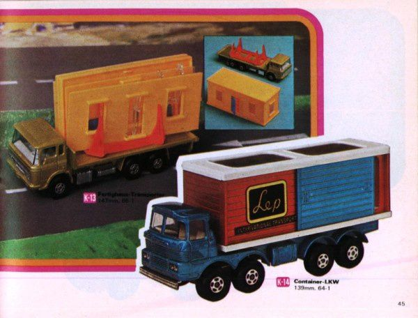 catalogue matchbox 1972-1973 p45