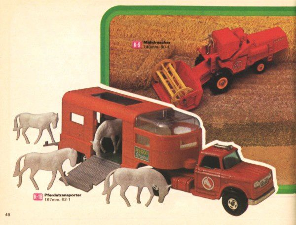 catalogue matchbox 1972-1973 p48