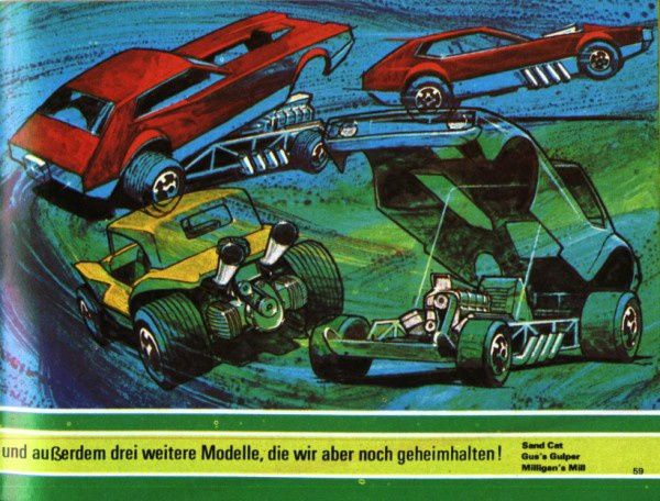 catalogue matchbox 1972-1973 p59