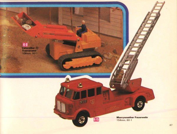 catalogue matchbox 1972-1973 p47