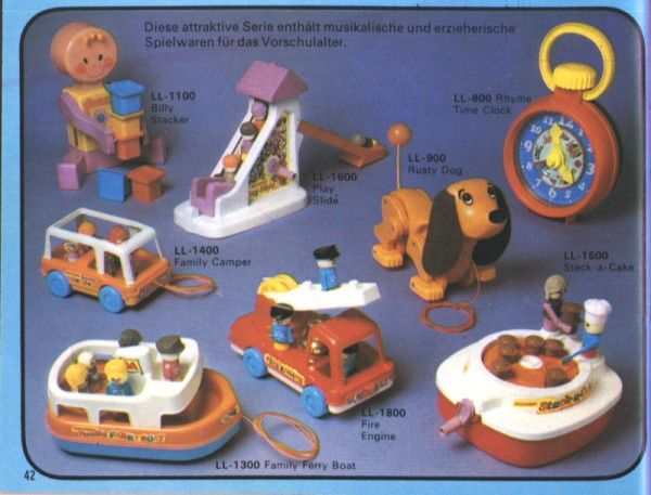 catalogue matchbox 1976 p42 toys for babies