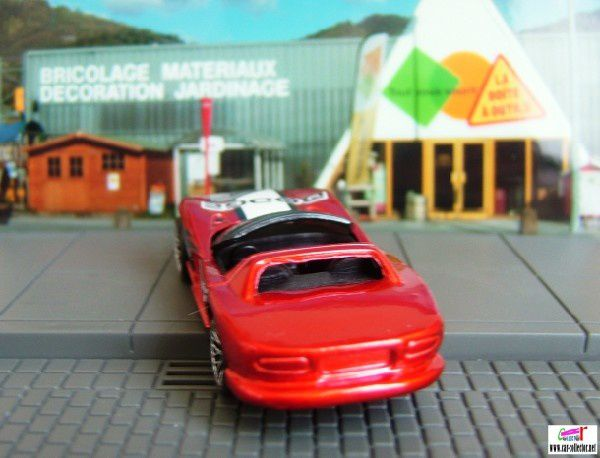 dodge viper rt10 cabriolet pack 5 b-day 2004