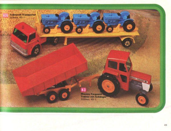 catalogue matchbox 1972-1973 p49