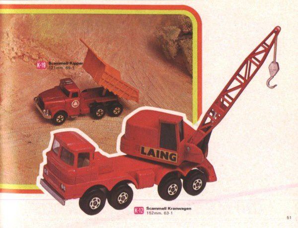 catalogue matchbox 1972-1973 p51