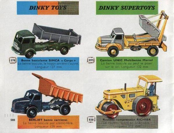 catalogue dinky toys 1960 p16