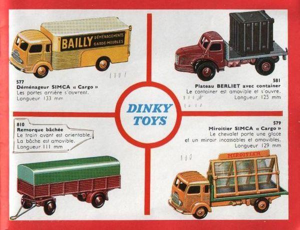 catalogue dinky toys 1960 p19