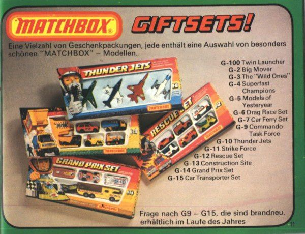 catalogue matchbox 1976 p11