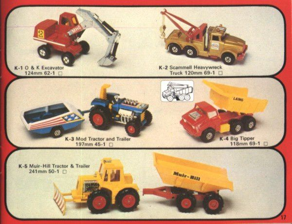 catalogue matchbox 1976 p17
