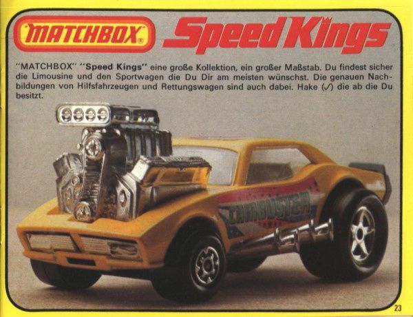 catalogue matchbox 1976 p23