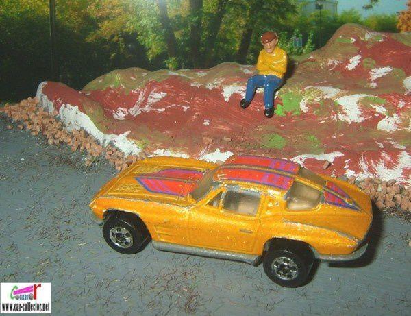 63 corvette stingray split window hi rackers 1982