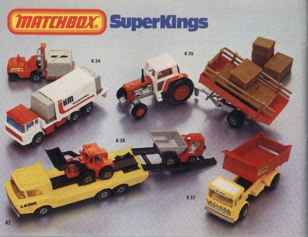catalogue matchbox 1981.1982 p42