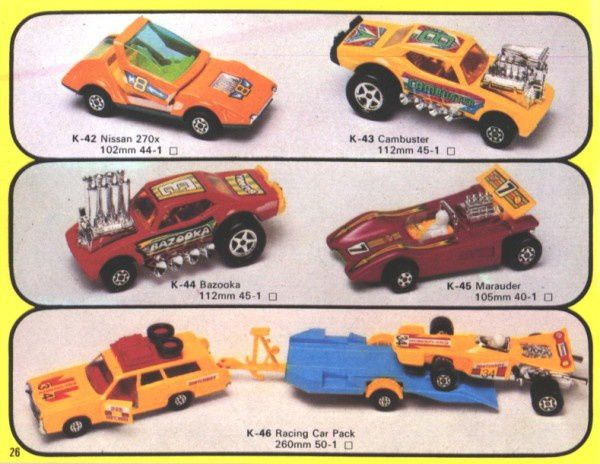 catalogue matchbox 1976 p26