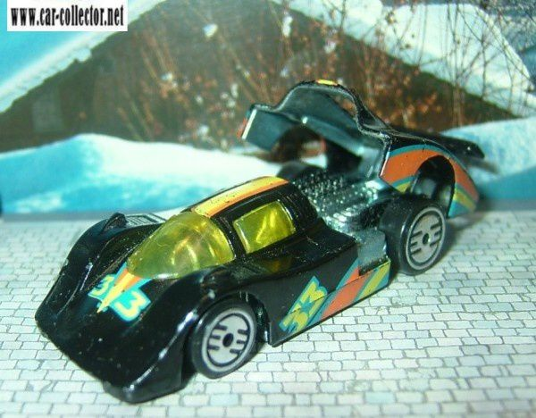 sol-aire cx4 solaire collector n°2 hot wheels