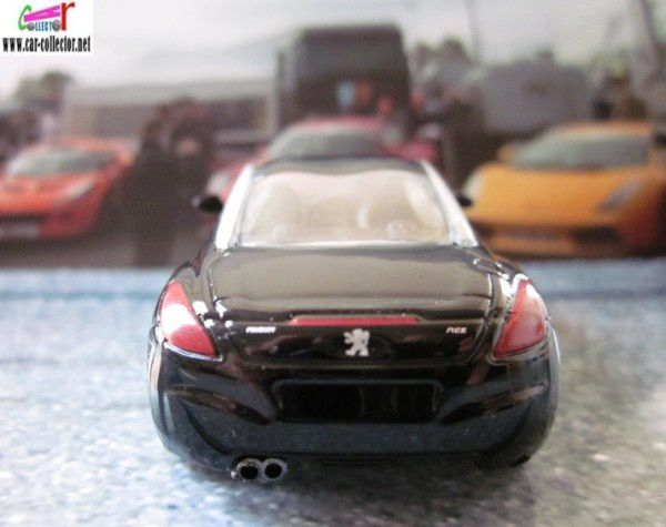 peugeot rcz show room norev 3 inches