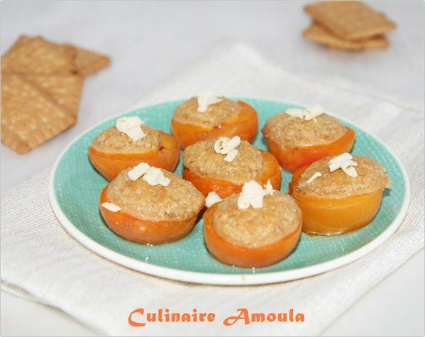 abricots rôtis1