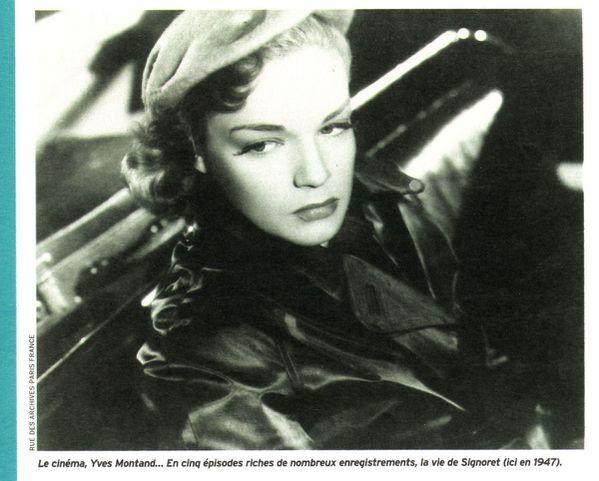 Simone Signoret 1
