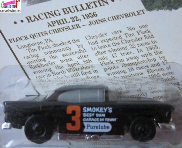 55 chevy tim flock limited edition racing bulletin 1956 (1)