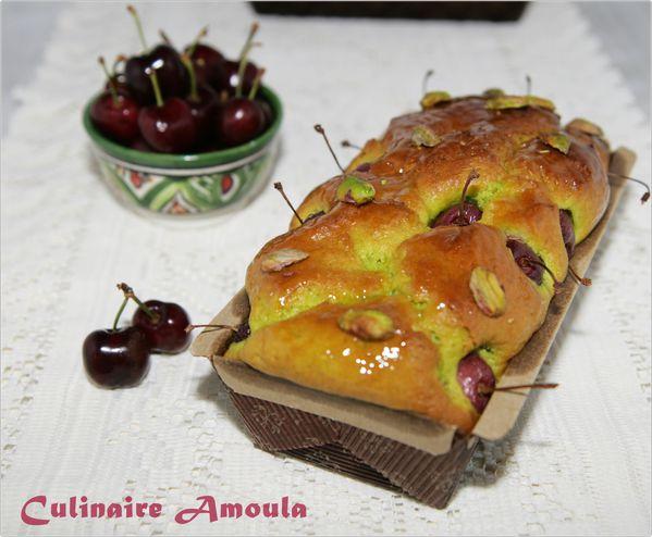 cake pistache cerises3