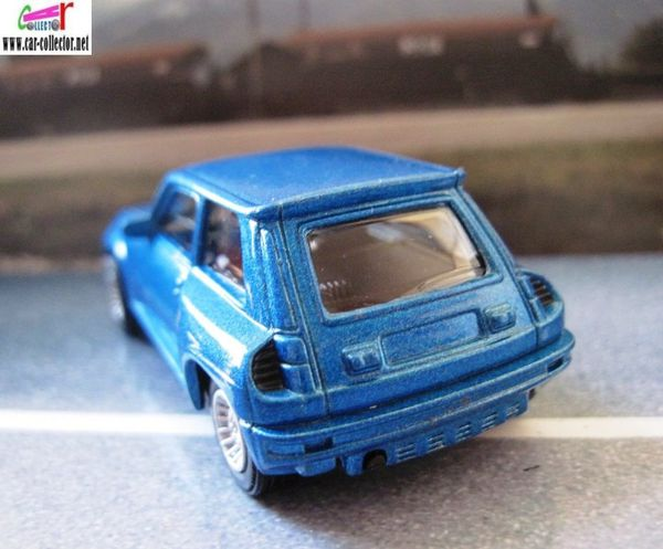 renault 5 r5 turbo 1980 norev 3 inches renault toys