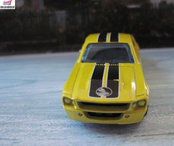 67 ford shelby gt500 model 2008