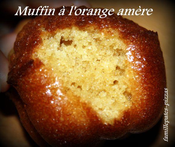 muffins orange amère 4