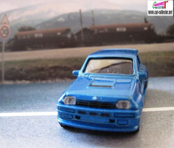 renault 5 r5 turbo 1980 norev 3 inches renault toys (2)